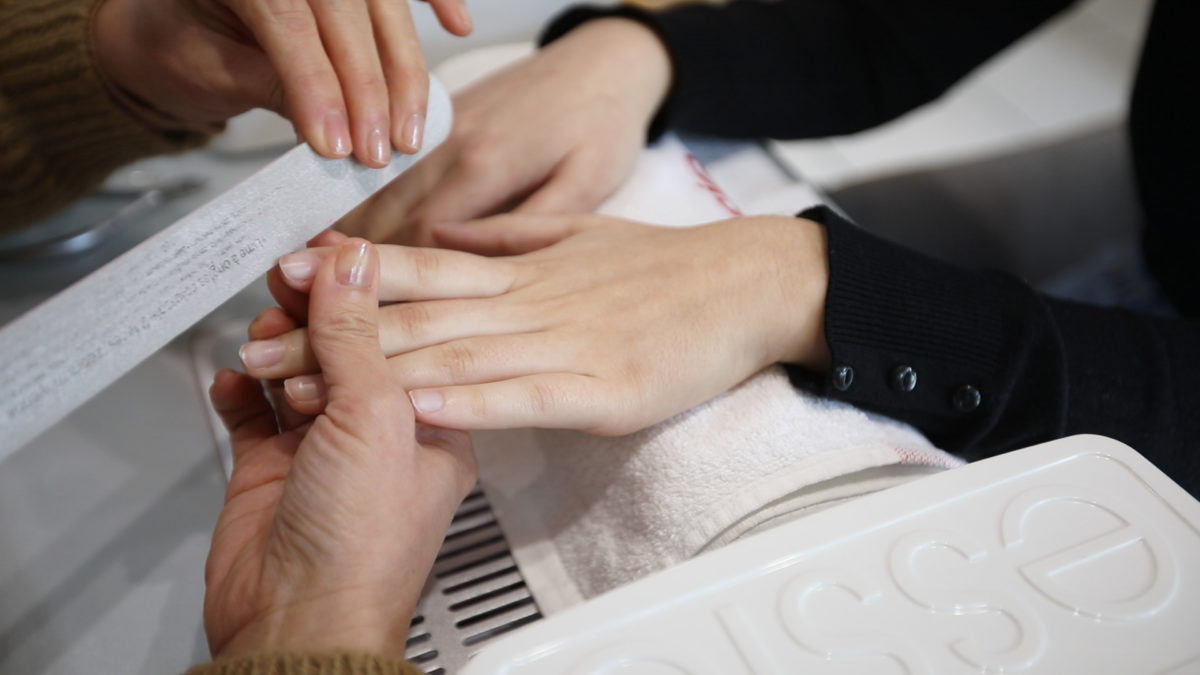 Manucure - Beauté des mains